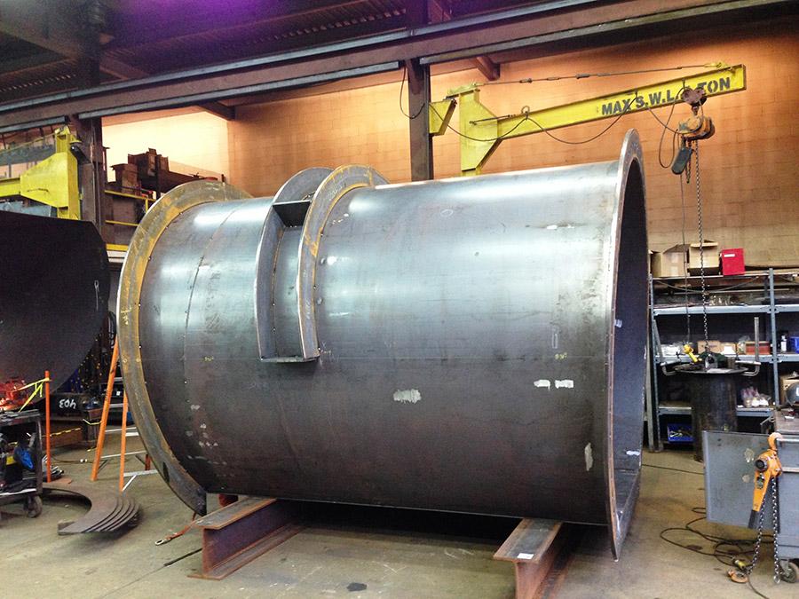 Industrial Conveyor Tube